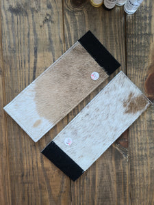 Cowhide Coozies