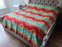 Load image into Gallery viewer, Southwest Bedspreads - KING