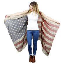 Load image into Gallery viewer, American Flag Vest