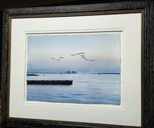 Load image into Gallery viewer, Les McDonald - Dawns Early Flight - Framed Original - Frame 28H x 35.5L - Mint Condition - Brand New Sporting Frame