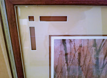 Load image into Gallery viewer, James H. Killen - The Wary Ones - Framed Lithograph - With Remarque - Frame Size 31 x 40