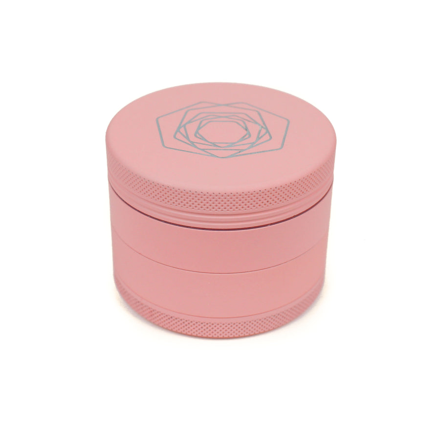 Hemlock Rose | The Rose Pink Plant Herb Grinder