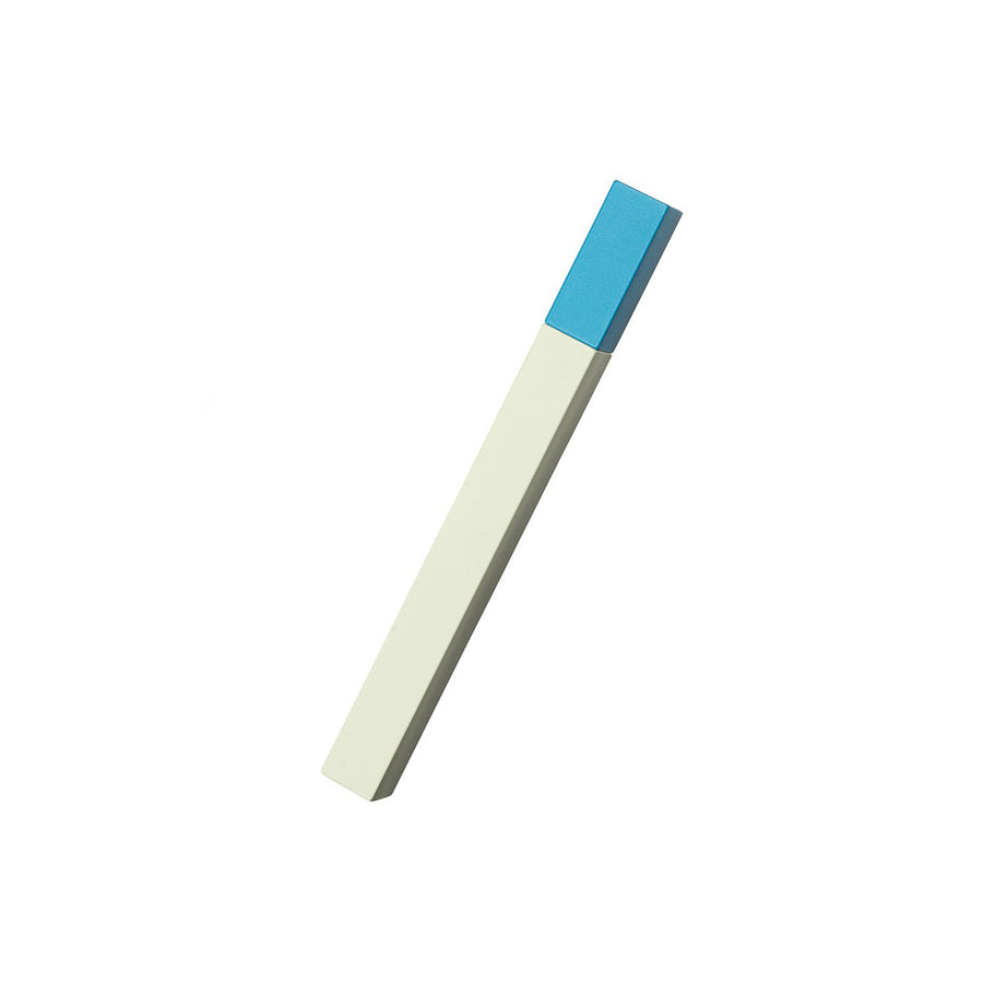Tsubota Pearl Queue White Blue Lighter | Hemlock Rose