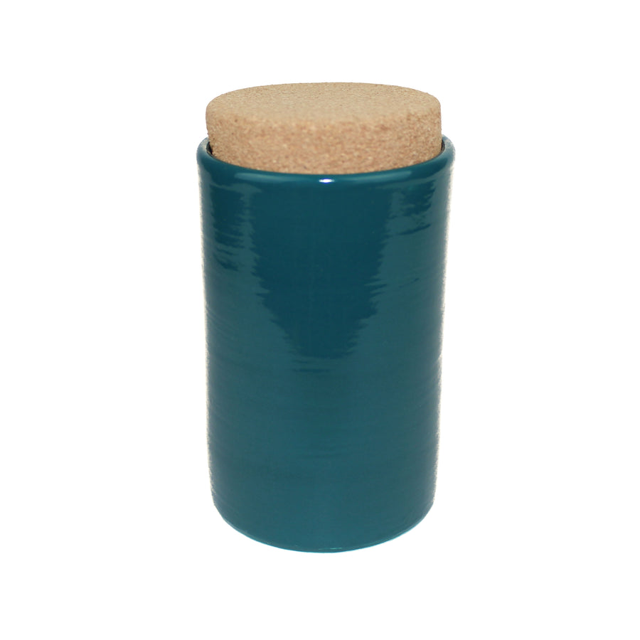 Hemlock Rose | Stash Jar Teal