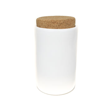 Hemlock Rose | Stash Jar White