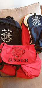 SEGC personalised holdall