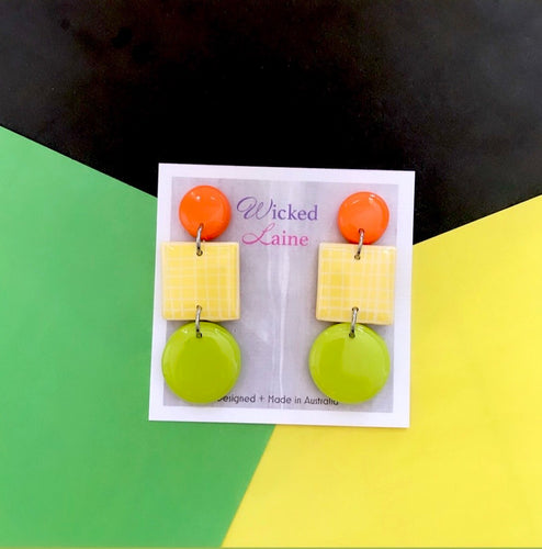 Off The Grid Zesty Lemon Dangles