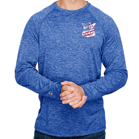 Buchanan Wrestling Electrify 2.0 Long-Sleeve T-Shirt (2 Colors)