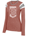 Buchanan Wrestling Ladies' Fanatic Long-Sleeve T-Shirt