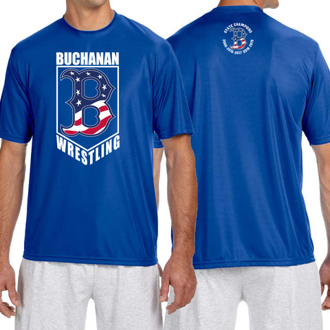 Buchanan Wrestling DRY Fit (2 Colors)