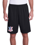 Buchanan Wrestling Shorts (3 Colors)
