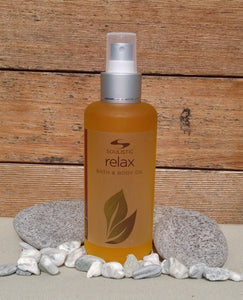 Relaxation Bath & Body Oil