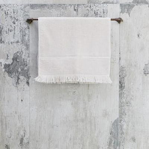 The Beach People - Luxe bath hand towel Sand