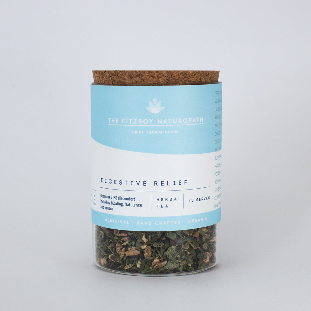 The Fitzroy Naturopath - Organic Digestive Relief
