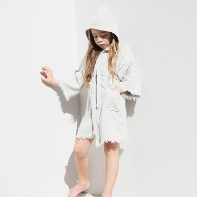 Children's Stonewash Bath Robe