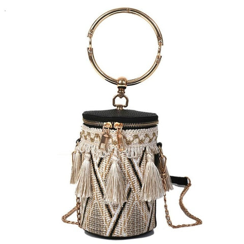BohoLux Tassel Dream Shoulder Bag - MyBoholy