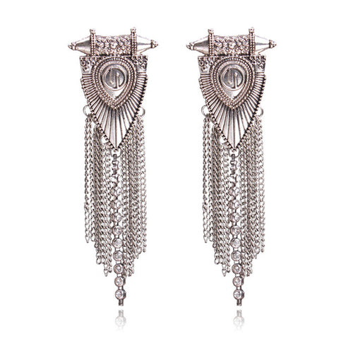 Antique Statement Earrings - MyBoholy