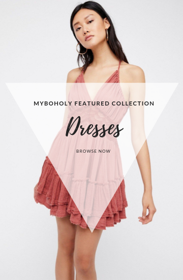 MyBoholy Boho Dresses Collection