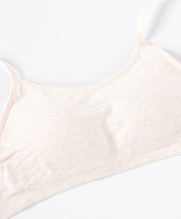 Lil Sweet Seamless Cami Crop Vest - Young Hearts Lingerie Malaysia