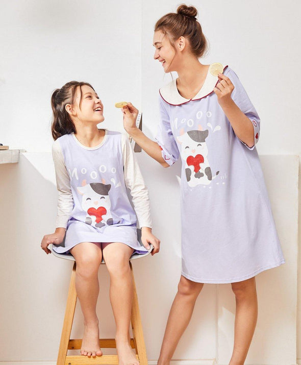 Milky Moo Moo Dress - Young Hearts Lingerie Malaysia