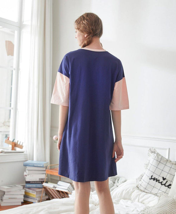 Wonderful Love Sleep Dress - Young Hearts Lingerie Malaysia