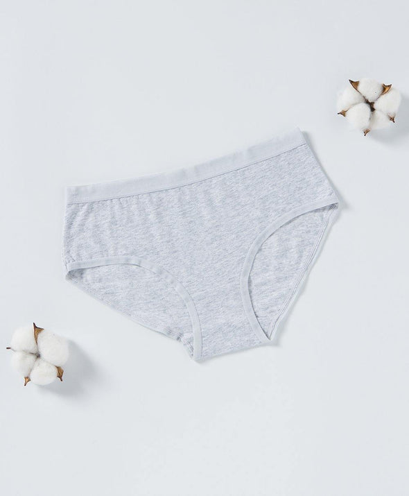 Fresh Nature Cotton 5-pack Hipster Panties