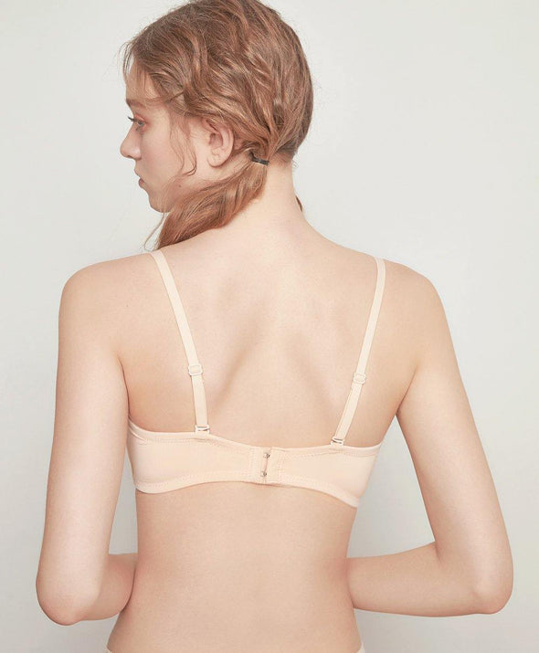 Basic Multiway Bandeau Bra - Young Hearts Lingerie Malaysia