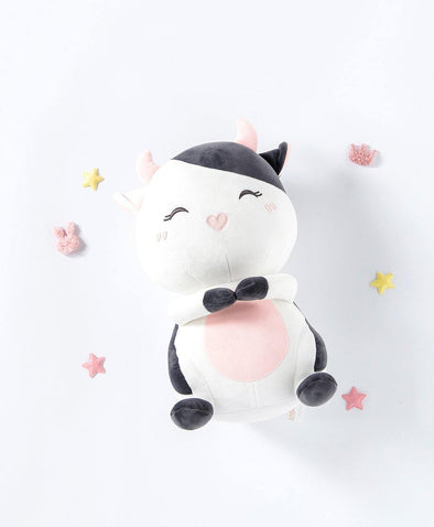 Lucky Cow Plush Toy
