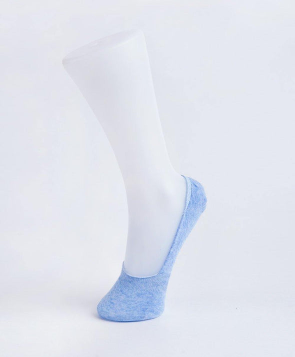 No Show Antimicrobial Ladies Socks - Young Hearts Lingerie Malaysia