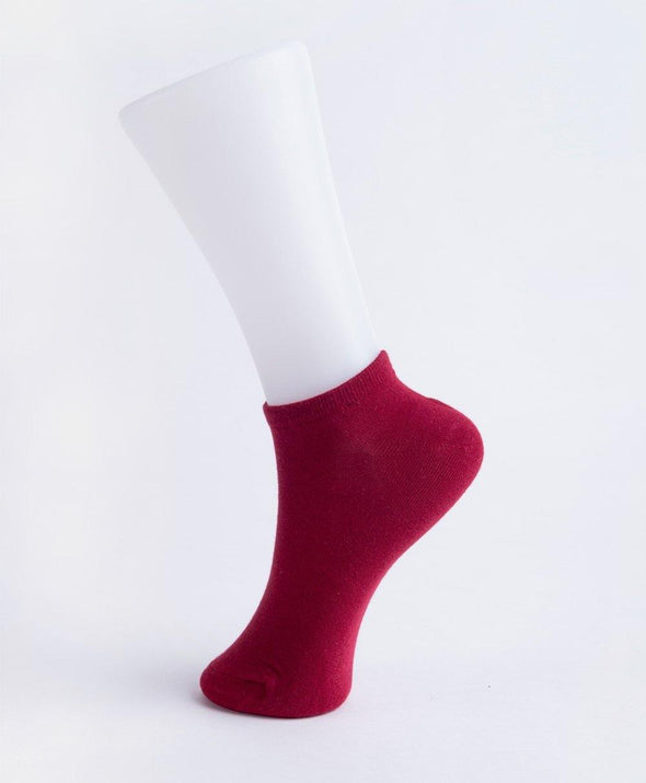 Short Antimicrobial Ladies Socks - Young Hearts Lingerie Malaysia