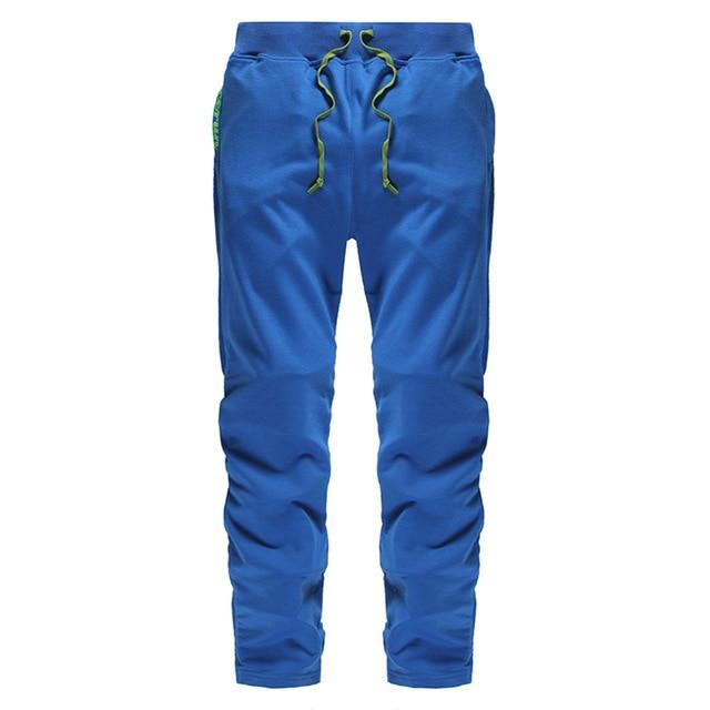 54920280696ae0 Autumn Mens Pants Casual Joggers Tracksuit Loose Fitness Trousers Fashion  Harem Pants Sweatpants Sporting Hombre Patanlon 3XL
