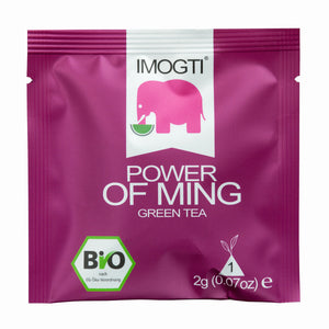 Bio Power of Ming (10 Pyramiden Teebeutel)