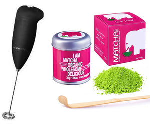 Laden Sie das Bild in den Galerie-Viewer, Modern Matcha Set - Starter Edition