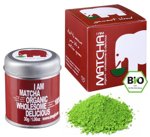 Laden Sie das Bild in den Galerie-Viewer, 30g Gourmet Blend Bio-Matcha (Japan)