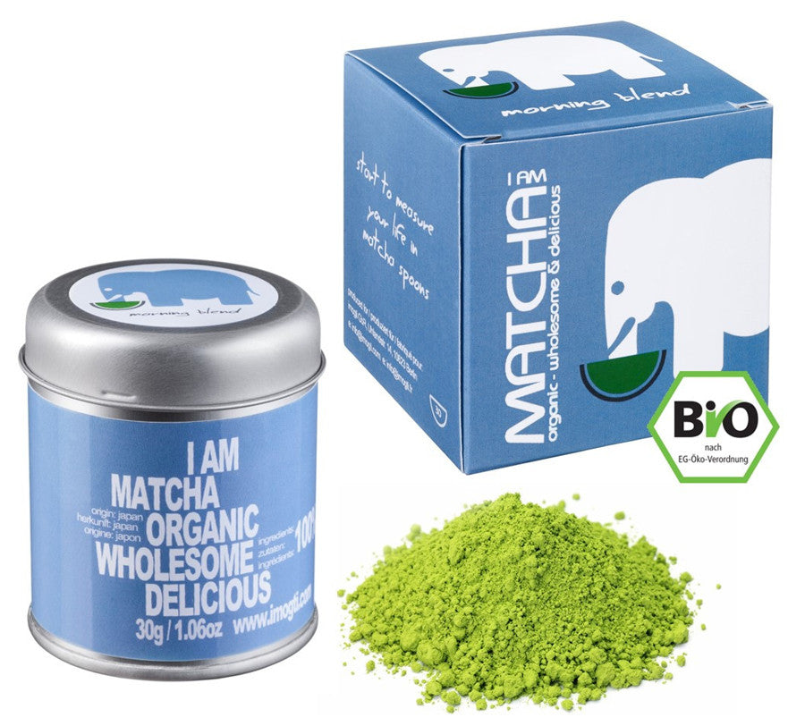 imogti Morning Blend Matcha