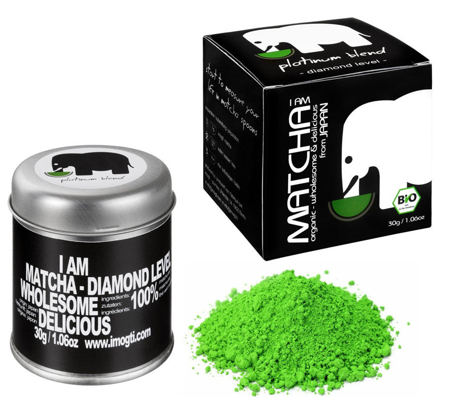 30g Platinum Blend Matcha (limited Edition - Japan) Thumbnail