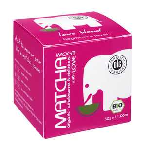 Laden Sie das Bild in den Galerie-Viewer, 30g Love Blend Bio-Matcha