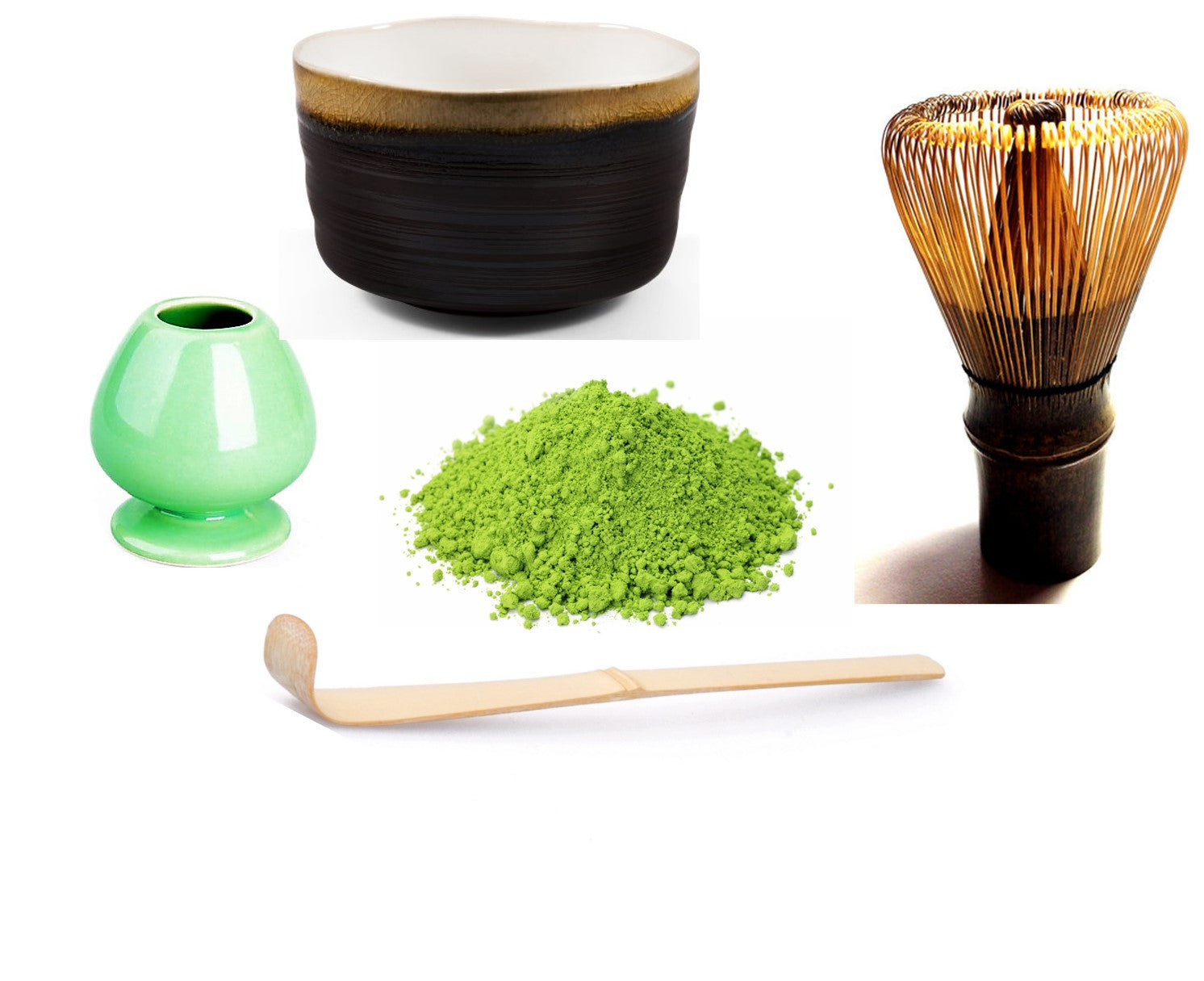 Matcha Sorglos Set Exclusive Edition limited