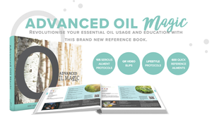 Advanced Oil Magic Book