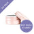 30ml Rose Gold Aluminium Round Tin (50 pack)