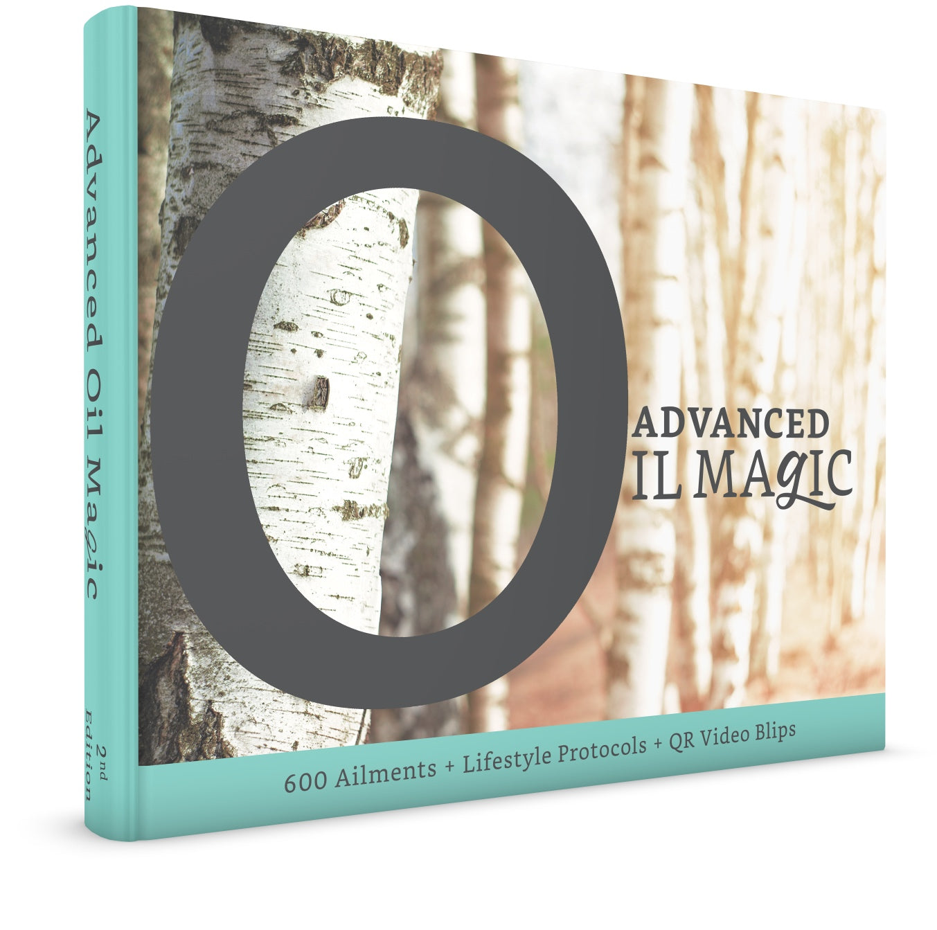 Advanced Oil Magic Book NZ