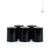 Black Plastic Lids (10 pack) EOS NZ