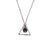 Lava Rock Diffuser Necklace for Essential Oils - Darcie EOS NZ Aromatherapy Jewellery