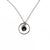 Lava Rock Diffuser Necklace - Sofia EOS NZ Aromatherapy Jewellery
