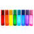 10ml Rainbow Frosted Roller Bottles for Essential Oils NZ
