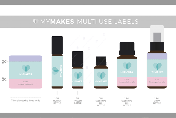 MyMakes: Naturally Festive Scents Room Sprays