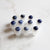 Sodalite Gemstone Roller-Ball Chakra Reiki Healing Natural Essential Oils EOS NZ