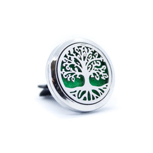 Essential Oil Car Vent Diffuser - Tree Of Life