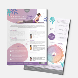 EK Series: Essential Yoga Info Sheet