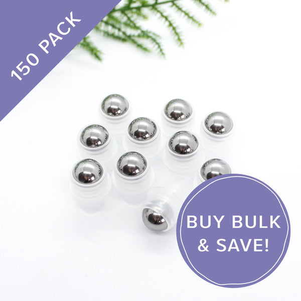 Stainless Steel Roller-Ball Inserts 150 Pack Bulk NZ
